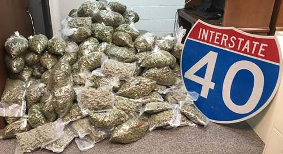 There Are a Lot of Drugs Going Through Oldham County, Texas