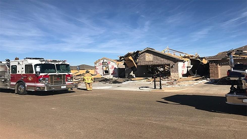 Lubbock Police Offer Big Reward for Info About House Explosion