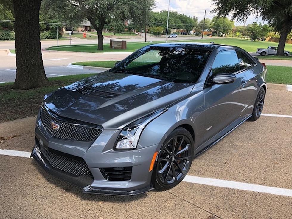 Cadillac Ats V Coupe >> Jerry Reynolds Test Drives The 2019 Cadillac Ats V Coupe