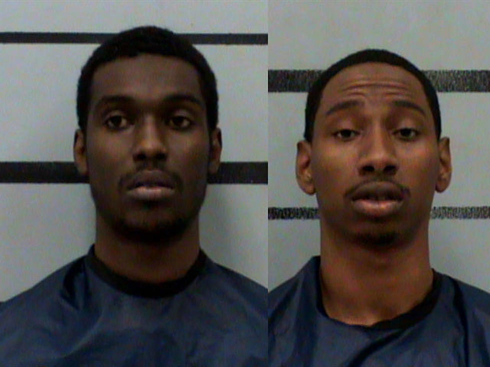 Two Men Arrested Wednesday After Brief Pursuit in Lubbock