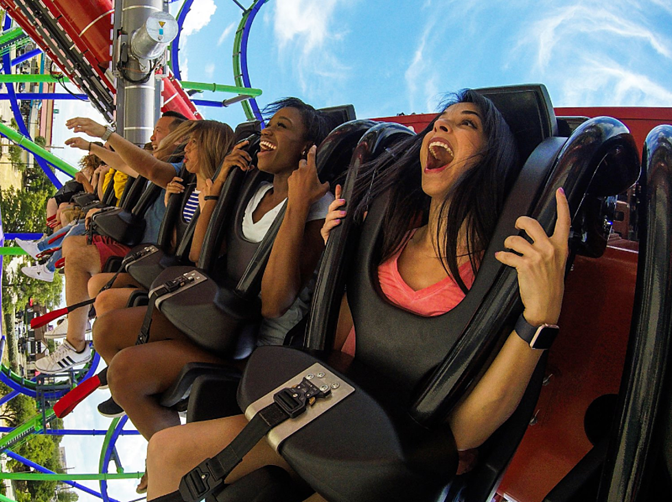 Win a Family Trip to Six Flags Over Texas -- Summer of Fun