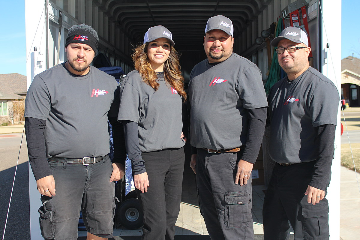 Lubbock Moving Company Thinks Outside The Box With