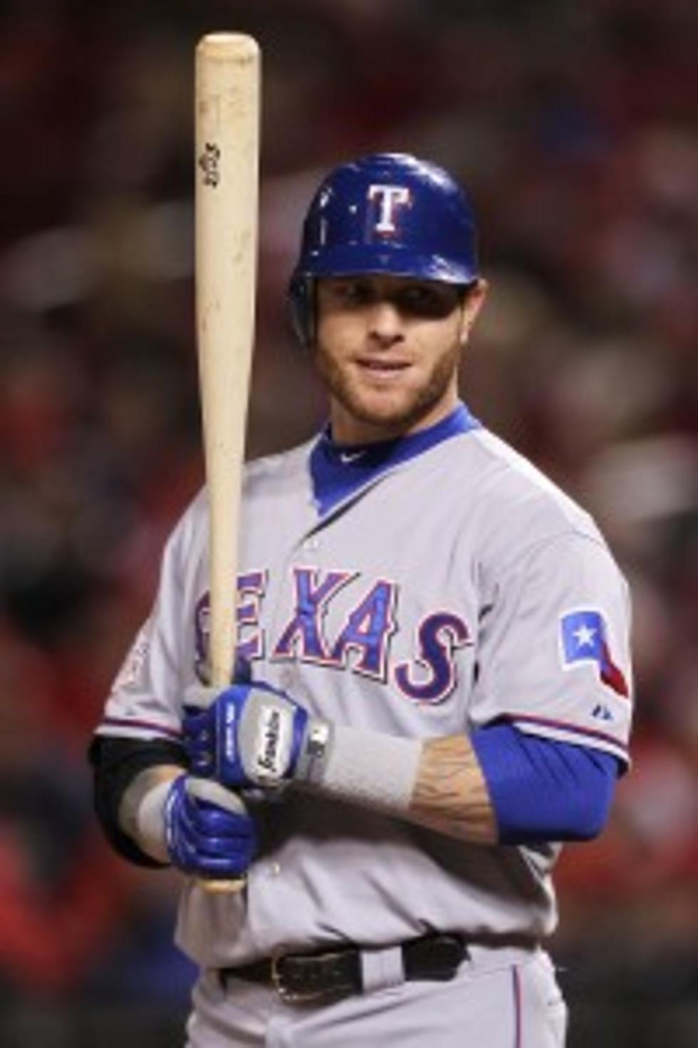 new product c5a80 bcdec Texas Rangers Outfielder Josh Hamilton Confirms Relapse with ...