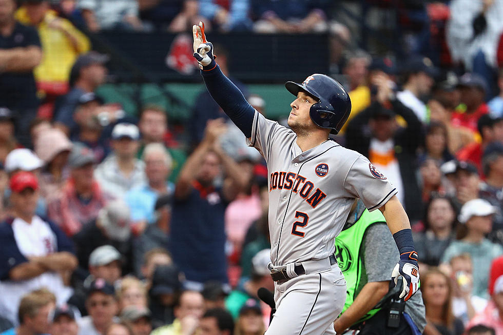 super popular ece6a b2dc7 Three Houston Astros Voted All-Star Game Starters