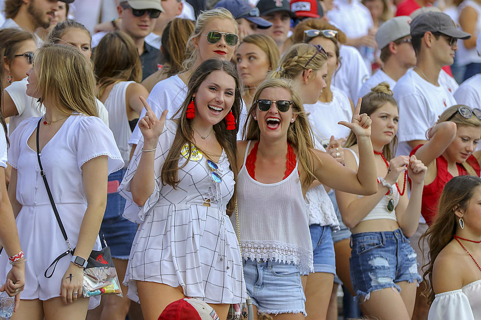 Win A Pair Of Tickets To Four 2018 Texas Tech Football Home Games