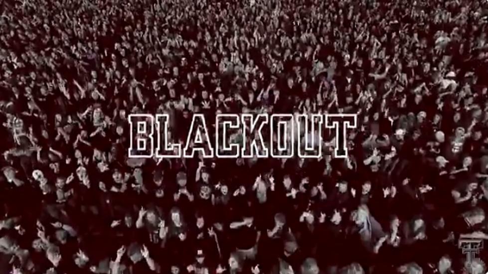 Texas Tech Releases Spooky Hype Videos for Oklahoma Blackout