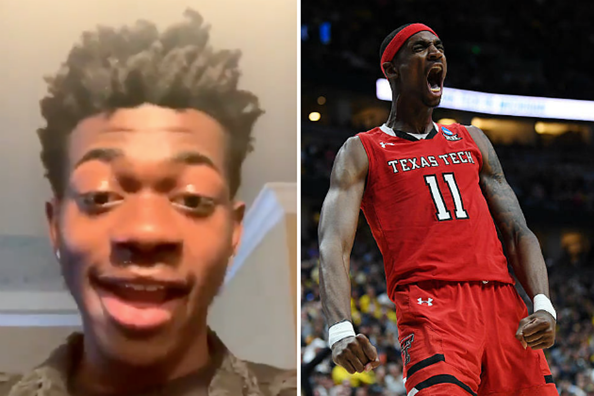 u0026 39 old town road u0026 39  singer lil nas x gives texas tech a shoutout