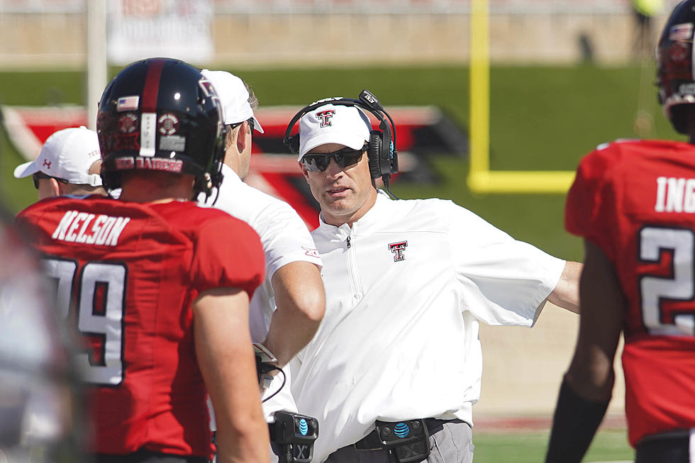 Texas Tech Football Loses A Second Non Conference Opponent