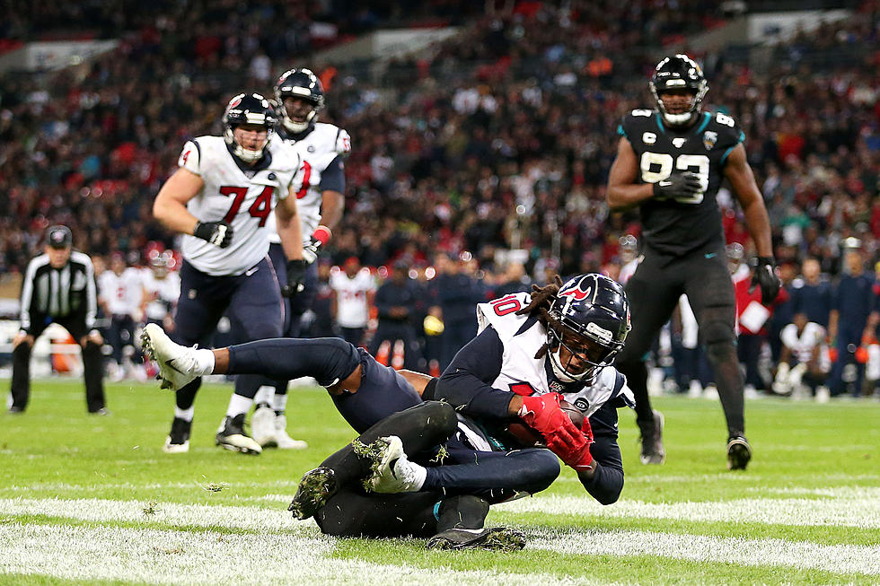 Texans Beat Up Jaguars In Game Played In London