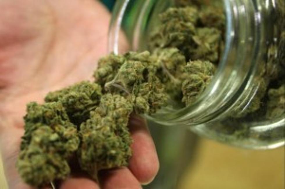 AMARILLO DRUG BUST** Man Caught With 24 Pounds Of Marijuana