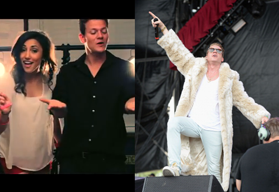 Epic Cover Song Battle Between Macklemore And Alex G And Tyler Ward