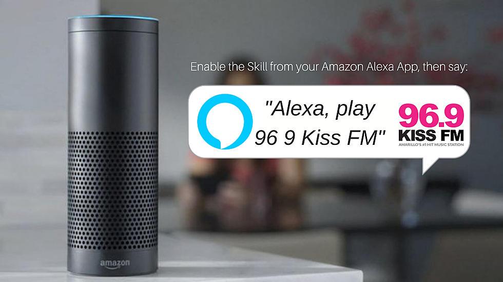 96 9 Kiss Fm Is Now Amazon Alexa Enabled