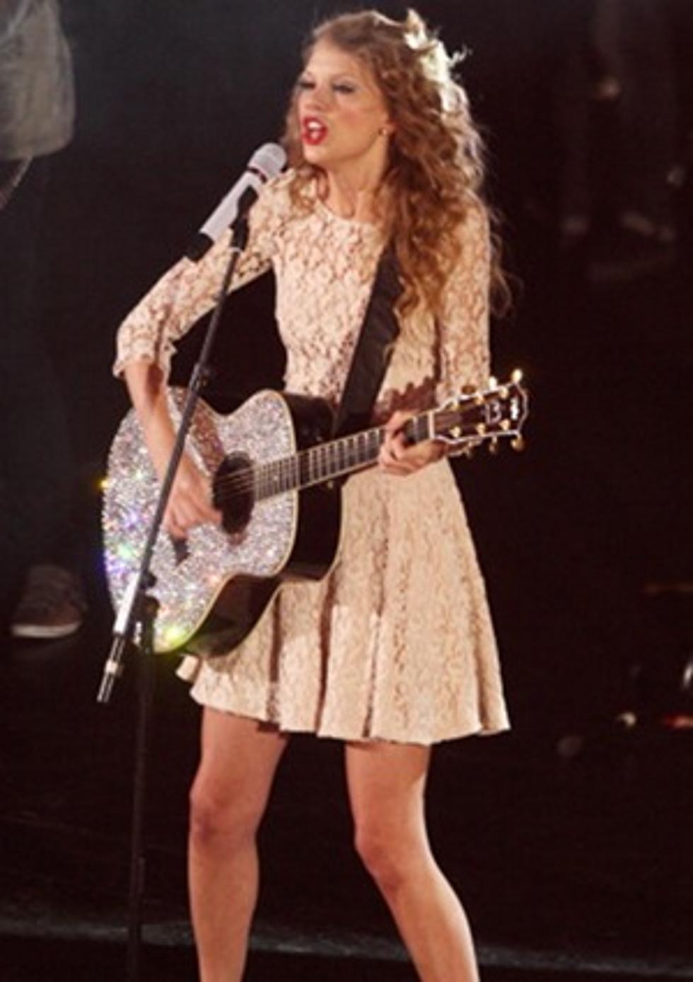 Taylor Swift Announces Speak Now 2011 World Tour Dates
