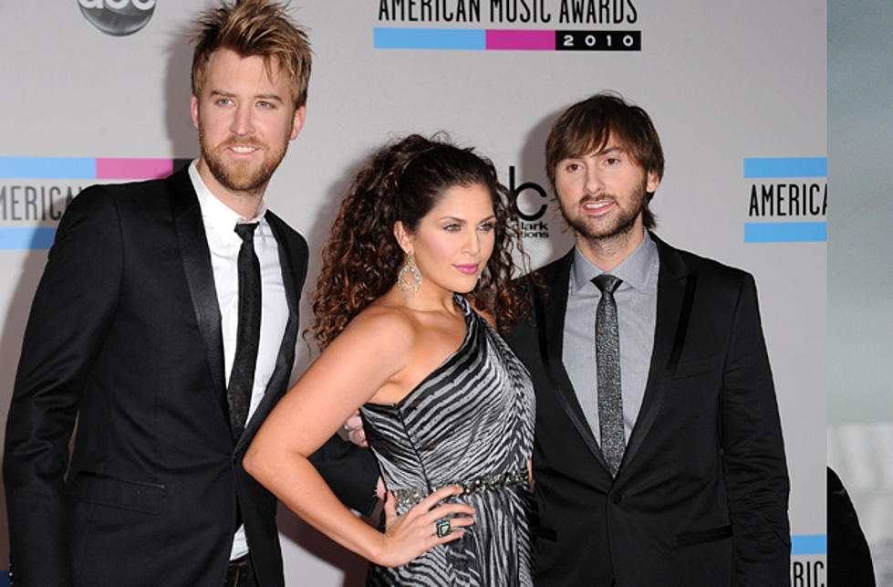 Lady Antebellum Win 2011 Best Country Performance By A Duo Or Group Grammy For Need You Now