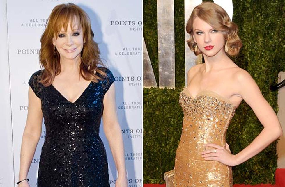 Reba McEntire, Taylor Swift Among Off-Camera ACM Award Winners
