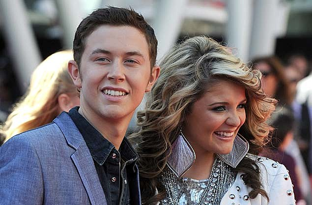Lauren Alaina och Scotty McCreery dating 2014