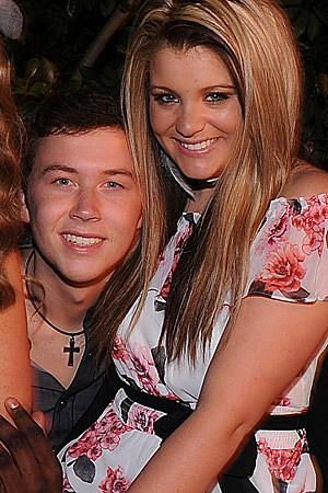 Scotty McCreery och Lauren Alaina är de dating ensamstående mamma dating blogg