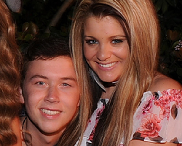 Relationship short Statistics of Scotty McCreery