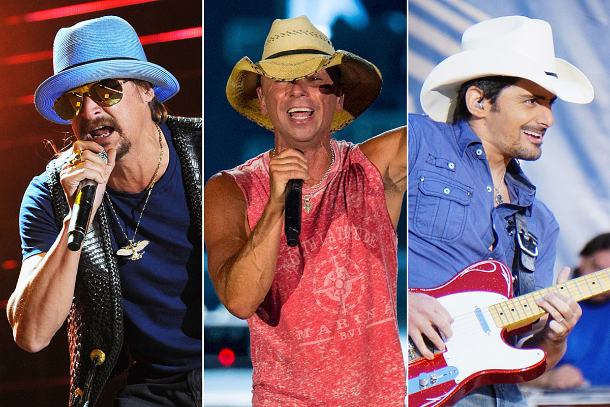 Chill Out With Country's 50 Best Summer Songs