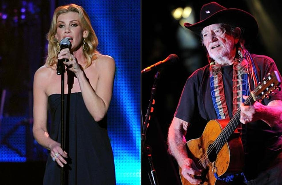 Tony Bennett Releases Duets With Faith Hill and Willie Nelson