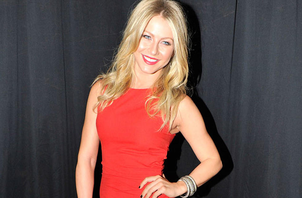 Julianne Hough Had Fun Getting A Little Promiscuous With