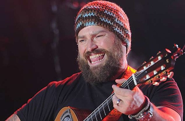 Zac Brown Dreams Up Collaborations With Sting, Springsteen and Adele