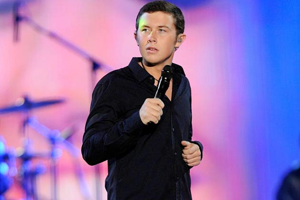 Scotty McCreery to Appear on 'Hart of Dixie'