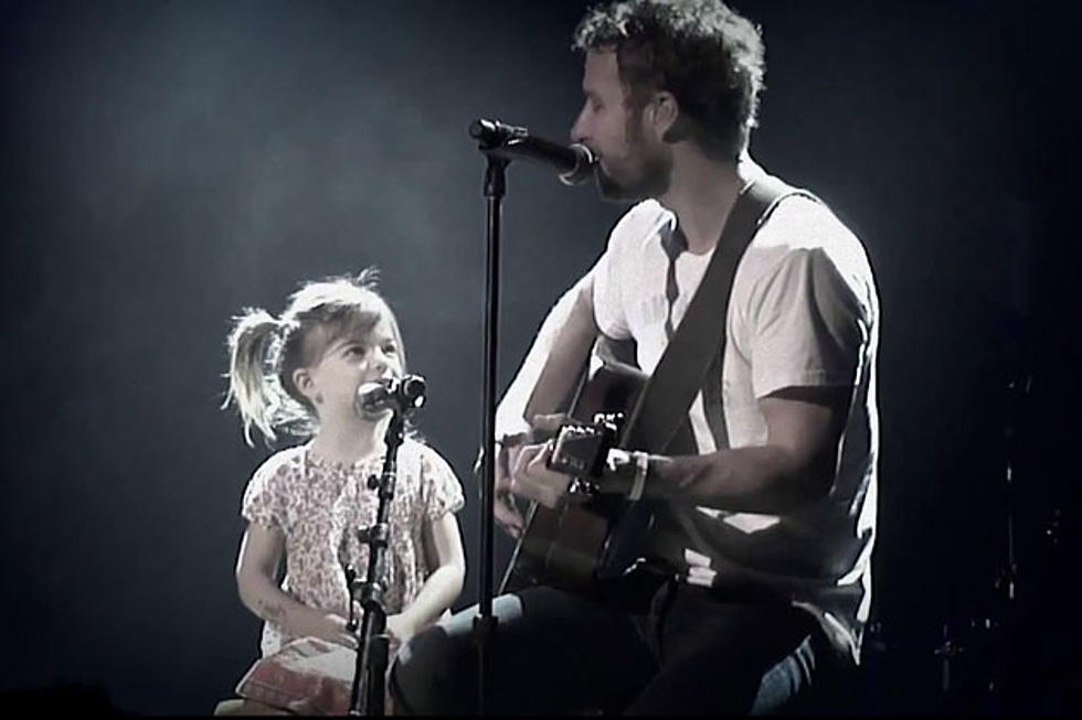 Dierks Bentley's Daughter Makes Her Stage Debut With Dad