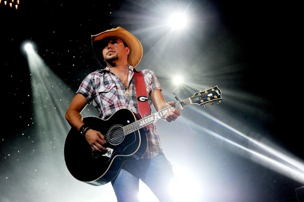Jason Aldean Hops Aboard for New Reality Singing Competition