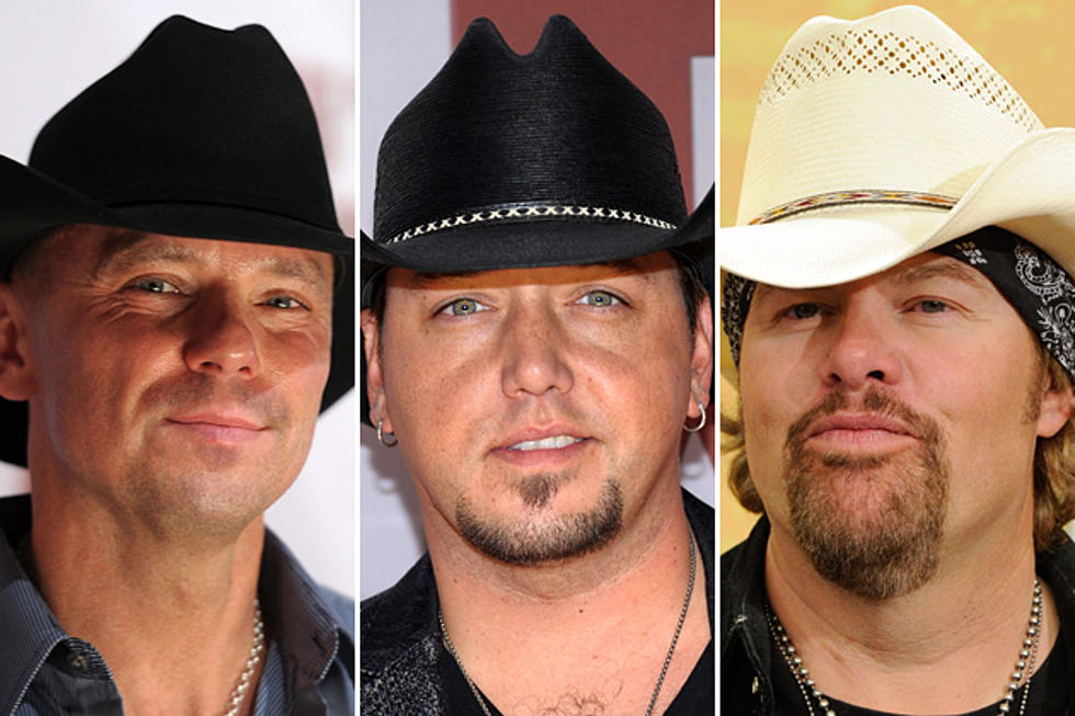 0c1504fe9ba4a Don t These Country Singers Look So Different Without Their Hats  See Pics!