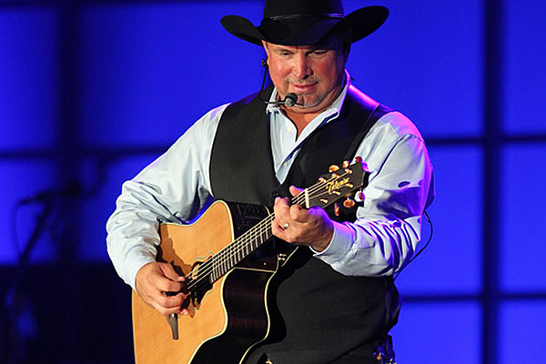 Country Stars Without Their Hats Garth Brooks