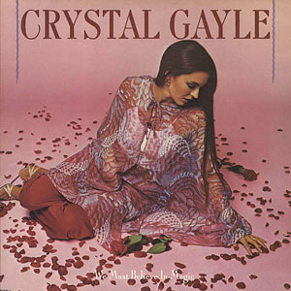 No 48 Crystal Gayle Don T Make My Brown Eyes Blue Top 100 Country Songs