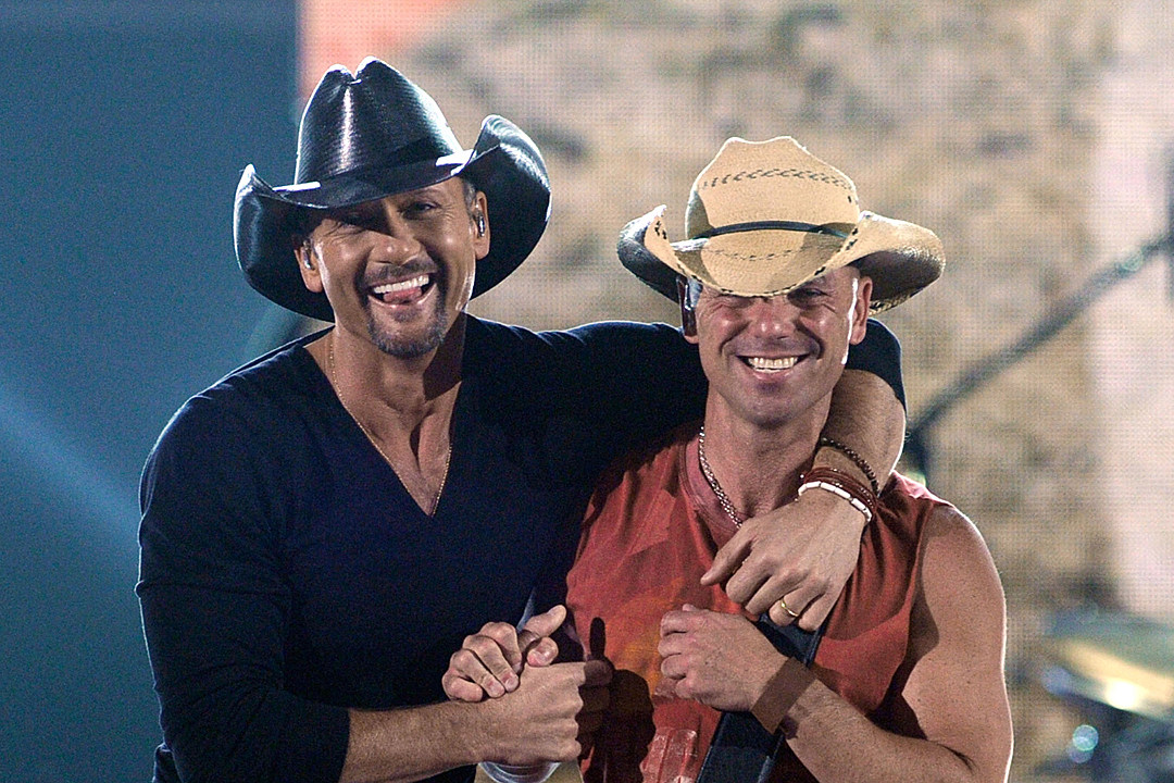 Remember When Kenny Chesney and Tim McGraw Got Arrested?