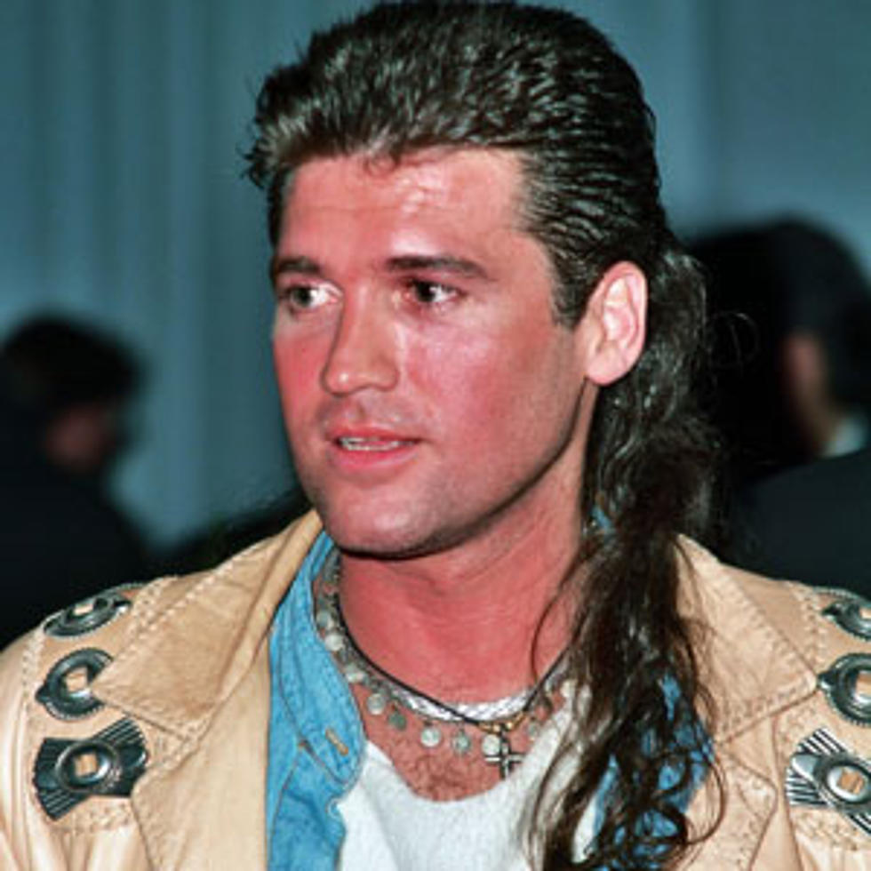 billy ray cyrus – most famous mullets