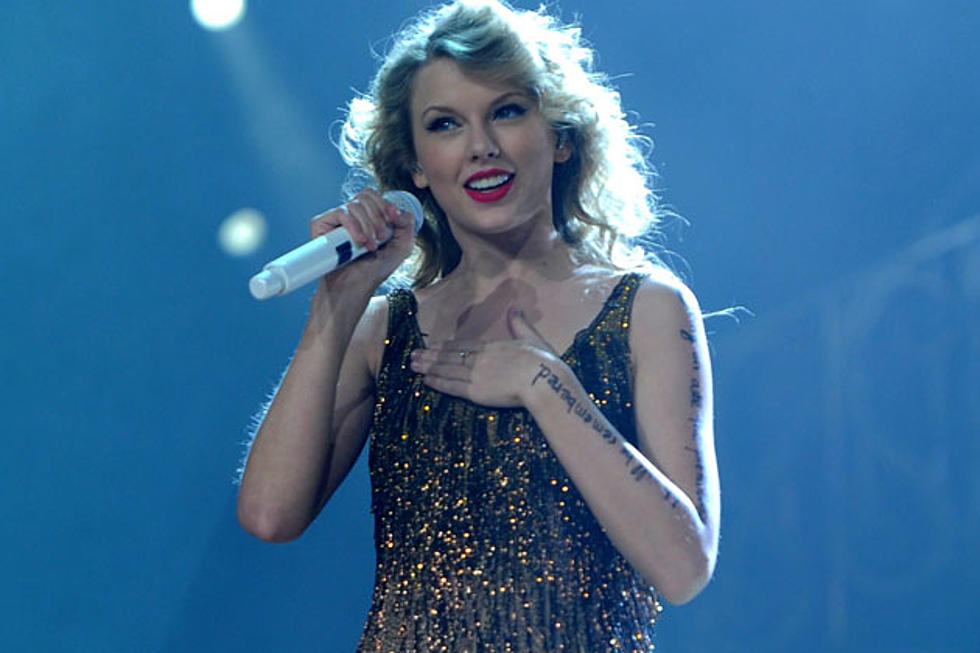 Taylor Swift to Perform New Song Live at the 2012 MTV Video Music Awards