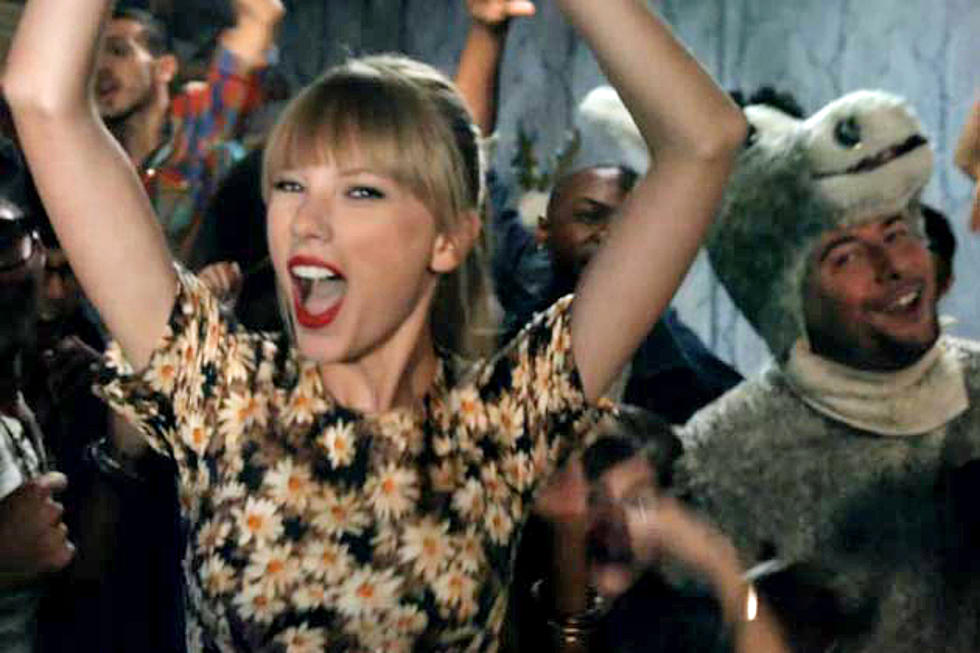 Watch A Preview Of Taylor Swift S We Are Never Ever Getting Back Together Video