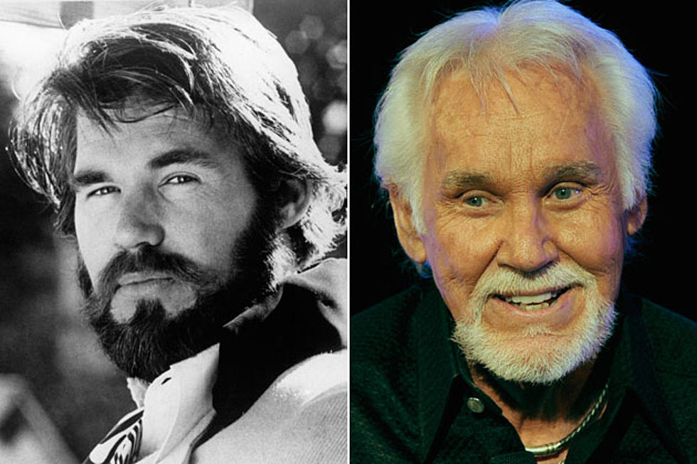 Kenny Rogers – Then and Now