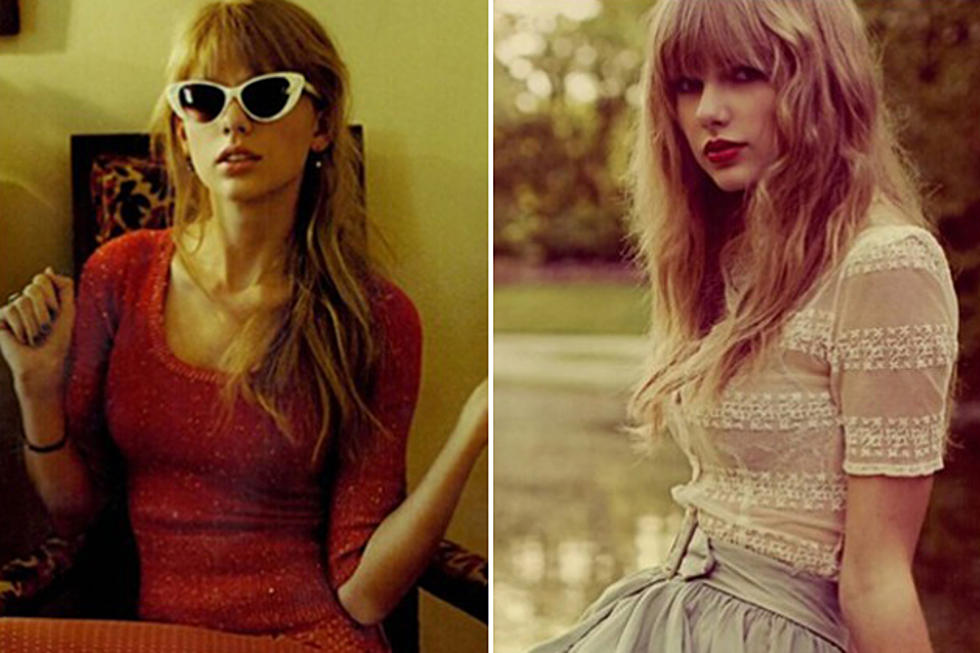 Taylor Swift Shows Off Sass Style In New Red Promo Photos