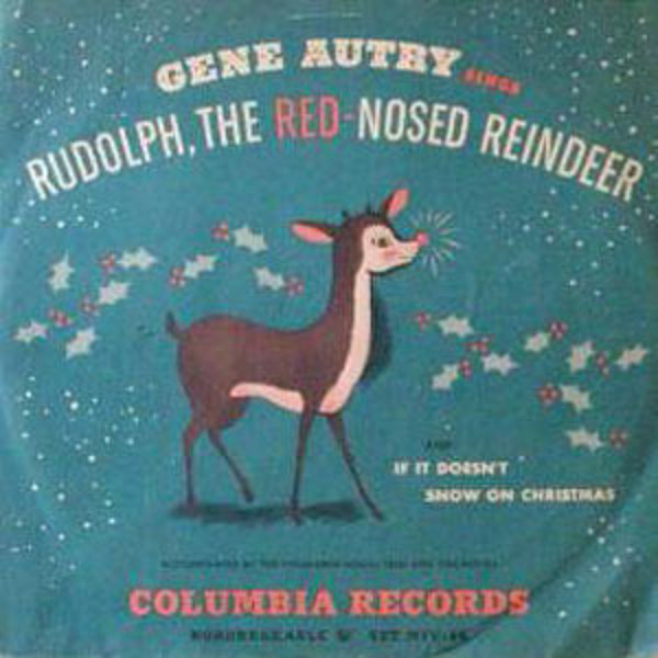 No. 4: Gene Autry, 'Rudolph the Red-Nosed Reindeer' – Top 50 Country Christmas Songs