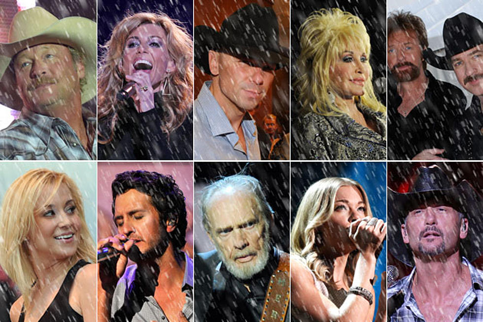 50 Merry Country Christmas Songs to Get You in the Spirit