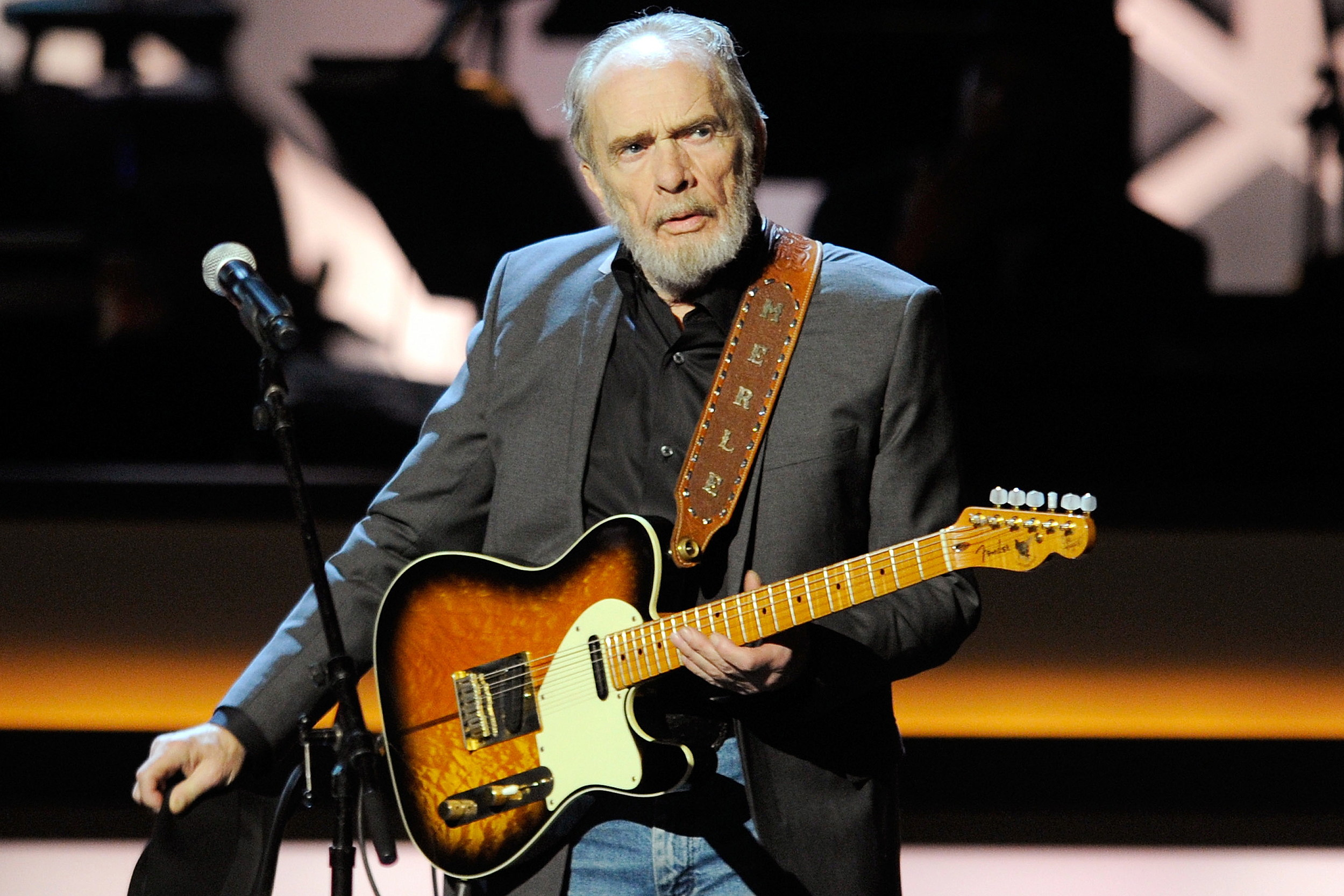 Merle Haggard: 'It's Criminal What They Do to Our President'