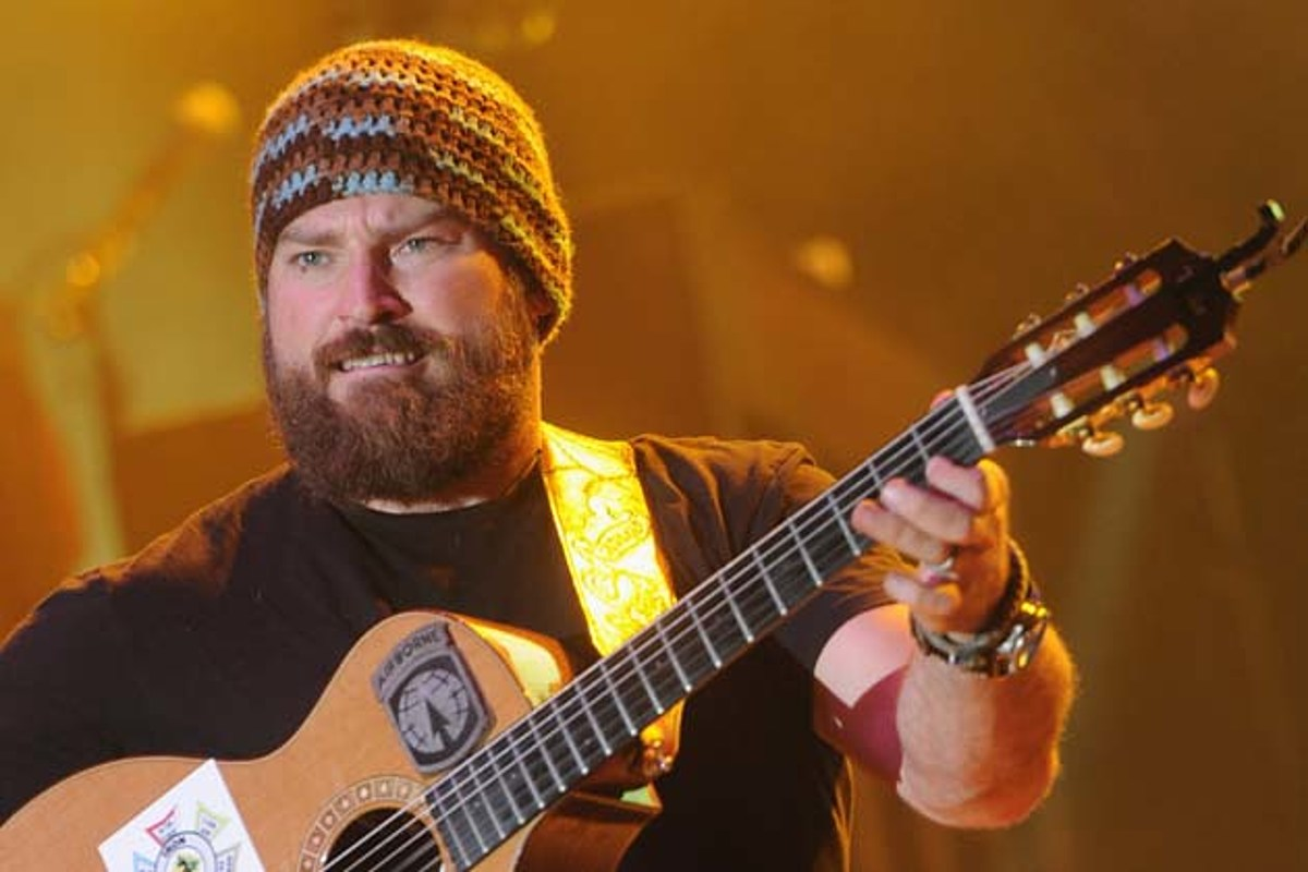 Zac Brown Sued for Copyright Infringement by Ex-Employee