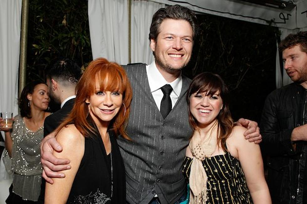 Kelly Clarkson Wedding.Blake Shelton Describes His Inbred Relationship With Kelly