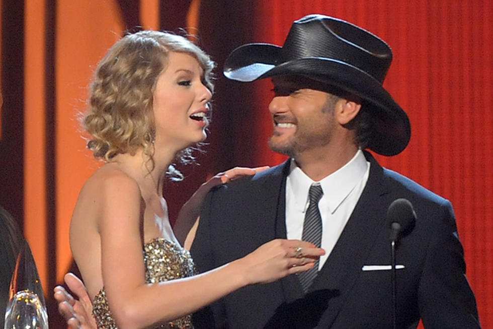 Tim Mcgraw Dishes On Taylor Swift S Big Impact On Country Music