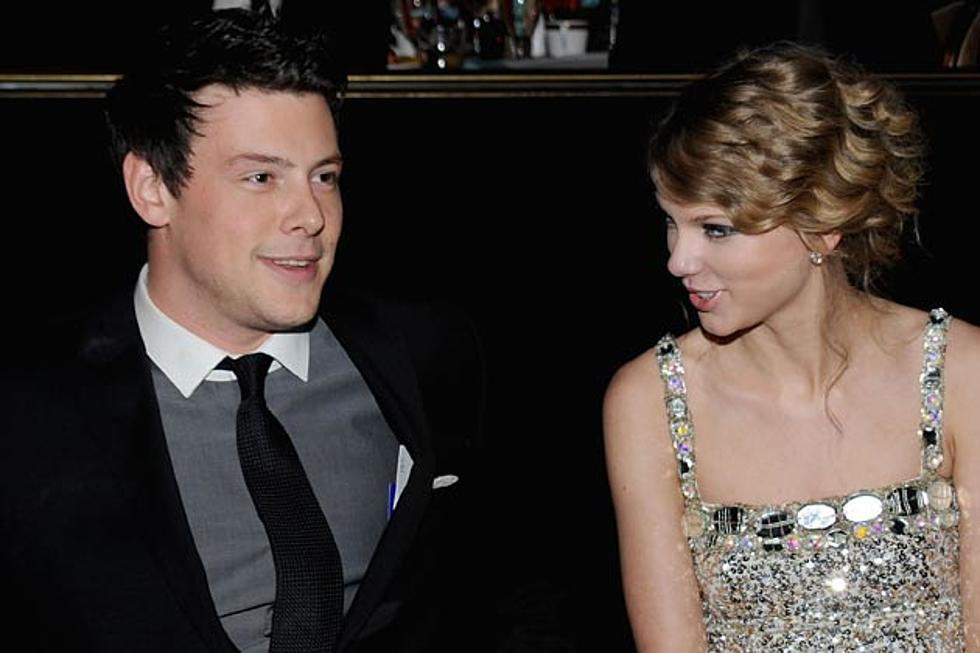 Taylor Swift Left Speechless After Learning Of Cory Monteith S Death
