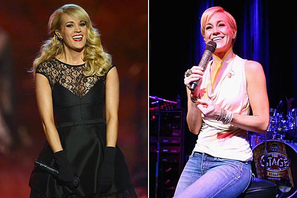 Kellie Pickler And Carrie Underwood Carrie Underwood, Kell...