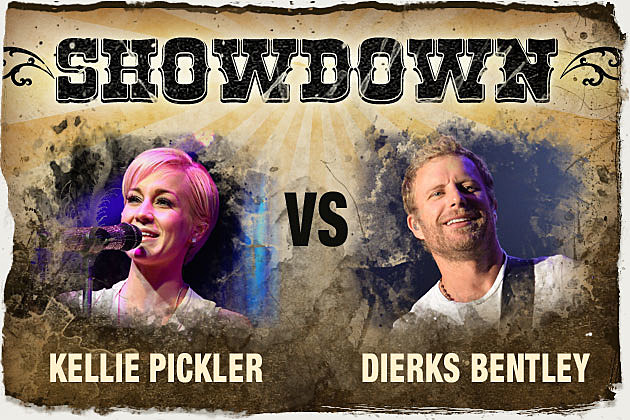 Kellie Pickler Vs Dierks Bentley The Showdown