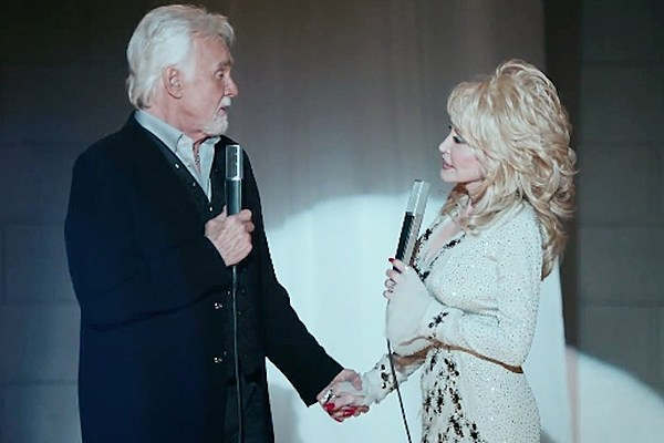 kenny rogers  dolly parton  u0026 39 you can u0026 39 t make old friends u0026 39  video