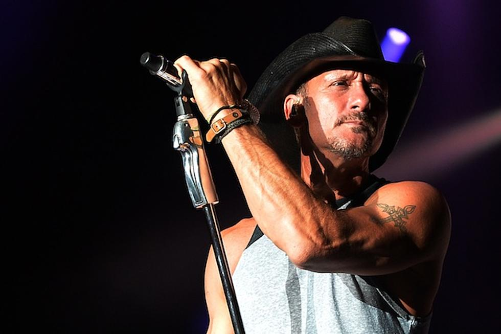 e3714be377458 Tim McGraw Has Longterm Relationships With His Black Cowboy Hats
