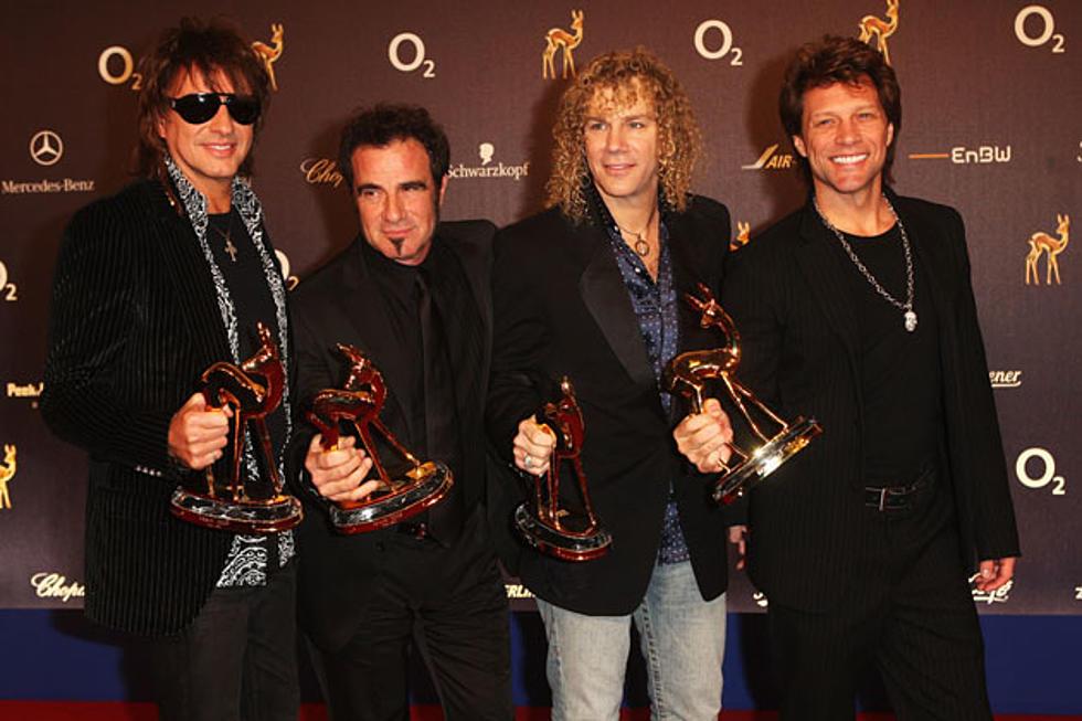 Remember When Bon Jovi Went Country?
